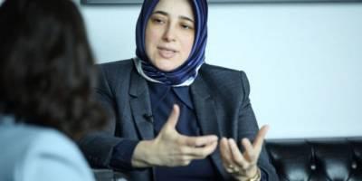 AK Parti Milletvekili Özlem Zengin: Türkiye'de çıplak arama yok