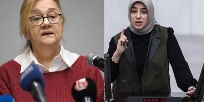 """AK Partili Özlem Zengin'e """"çıplak arama"""" tepkisi"""