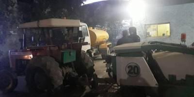 Pakistan'da Türkiyeli şirketlere gece polis baskını