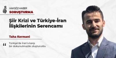 """""""İran kendi varlığını korumak için her yolu meşru görüyor"""""""