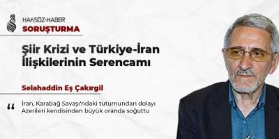 """""""İran, Karabağ Savaşı'ndan sonra ortaya çıkan tabloda çok yönlü kayıplara uğramıştır"""""""