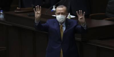 Cumhurbaşkanı Erdoğan'dan AİHM'e Demirtaş resti