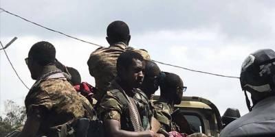 Etiyopya'da sivillere yönelik katliamla ilgili hükümet yetkilileri gözaltına alındı