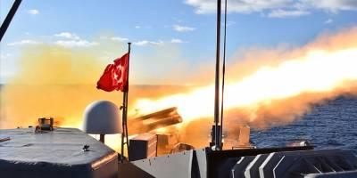 MSB: Ege Denizi'nde 'Denizaltı Savunma Roket Atışı' başarılı şekilde icra edildi
