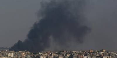 İsrail'in vurduğu çocuk hastanesi büyük hasar gördü
