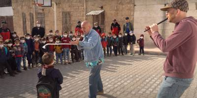 Türkiyeli Youtube fenomeni Suriye'deki çocukların bir günlük yaşamını aktardı