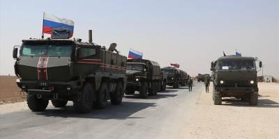 Rusya Suriye'nin kuzeydoğusuna askeri yığınak yapıyor