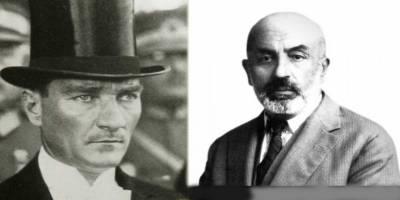 Mehmet Akif neden Ata/Türkçü olmadı?