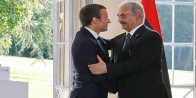 Fransa'dan Hafter'e çağrı: Libya için askeri bir çözüm yok