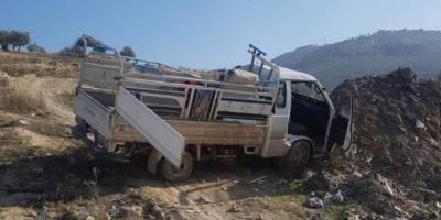 ABD öncülüğündeki güçlerden İdlib'de hava saldırısı