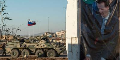 İdlib'de işgalci Rus güçlerine taarruz