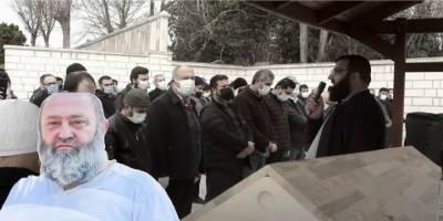 Mehmet Taşkıran'ın cenaze namazı kılındı