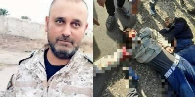Dera'da Esed ordusunun 1 yarbayı ve 4 koruması öldürüldü
