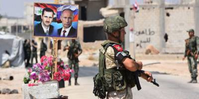 Rakka'da Rus üssüne bombalı saldırı
