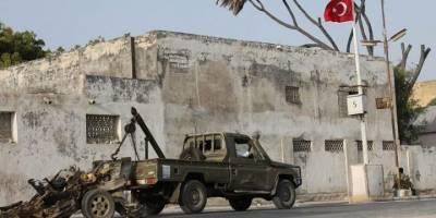 Somali'nin başkenti Mogadişu'da Türkiyeli işçilere saldırı