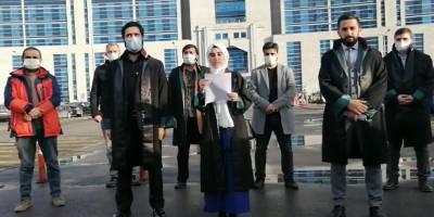 """Avukatlar, """"Bu zihniyet, Müslümanlara 28 Şubat'ı yaşatan mazisi kirli ve kan kokan bir zihniyettir."""""""