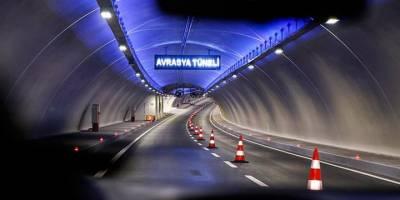 Avrasya Tüneli için araç geçiş garantisi yine tutmadı: Hazine 391 milyon lira ödeyecek