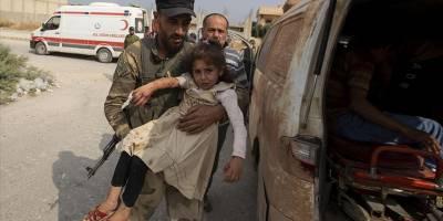 Tel Abyad'da YPG/PKK'nın döşediği mayınlar çocukları öldürüyor