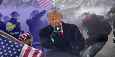 Trump'tan destekçilerine: 'Evlerinize dönün'