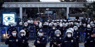 Boğaziçi protestolarında iki kişiye tutuklama talebi