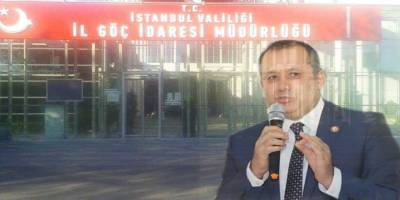 İstanbul İl Göç İdaresi Müdürü Recep Batu Bursa'ya tayin edildi