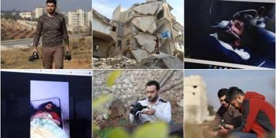 Suriyeli gazeteciler, Esed rejiminin işlediği suçları canları pahasına belgelemeye çalışıyor