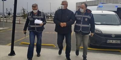 Hrant Dink cinayetine adı karışan Okan Şimşek Manisa'da yakalandı