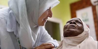İHH'dan 1 yılda 14 bin kişiye katarakt ameliyatı
