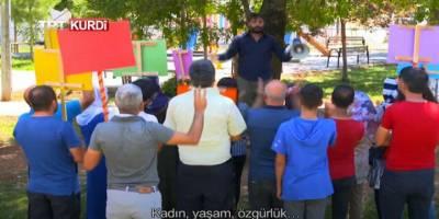 HDP, TRT Kurdî'nin dizisinden rahatsız olmuş!