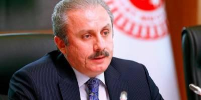 TBMM Başkanı Şentop, Özdağ, Uğuroğlu ve Hatipoğlu'na saldırıları kınadı