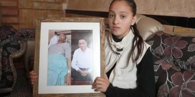 Siyonist İsrail'in tutukladığı oksijen tüpüne bağlı kanser hastası Filistinli Ebu Ahur'un hayatından endişe ediliyor