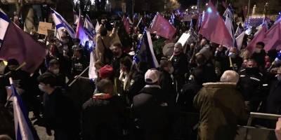 Yahudiler Netanyahu karşıtı protestolarını 30 haftadır sürdürüyor
