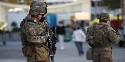 Pentagon 25 bin askeri güvenlik taramasından geçiriyor