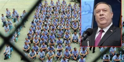 Pompeo: Çin, Sincan'da 'soykırım' yapıyor