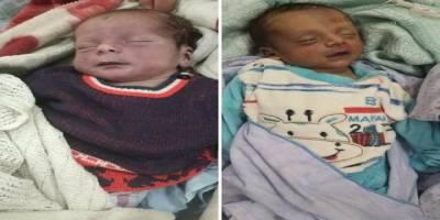 İdlib kırsalında bebekler soğuktan donarak can veriyor!