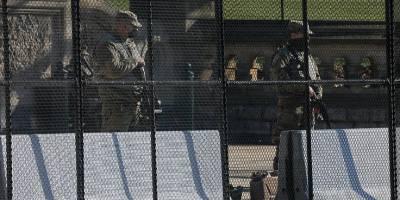 ABD'de otoparka gönderilen Ulusal Muhafızlar maruz kaldıkları muameleye tepki gösterdi