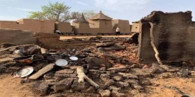 """Fransa, Mali'de sivilleri katlederek """"misilleme"""" yaptı"""