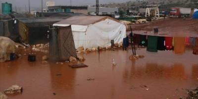 İdlib'de zor şartlarda yaşayan siviller için yardım çağrısı