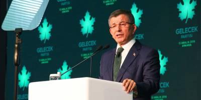 Davutoğlu: Bahçeli ve Perinçek, AK Parti ve Erdoğan'ı 'suç ortaklığına' davet etmekte