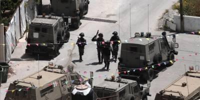 Siyonist İsrail güçleri, Batı Şeria ile Doğu Kudüs'te 21 Filistinliyi gözaltına aldı