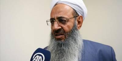 İranlı Sünni alimden yönetime cami tepkisi