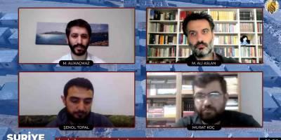 Haksöz Okulu'nun Suriye izlenimleri