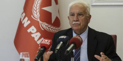 """AK Parti Sözcüsü: """"Perinçek'i kaale almadığımız için cevap vermedik!"""""""