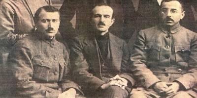 Yumurtasız omlet, Mustafa Kemal'i anmadan Mustafa Suphi cinayeti!