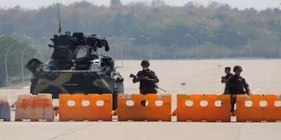 Myanmar'da askeri cunta, kabineyi değiştirdi