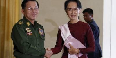 Acımasız katil Min Aung Hlaing'in Müslüman soykırımları