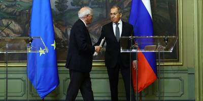 Avrupa medyasından AB'ye Rusya karşısında küçük düşürülme ithamı