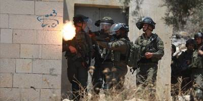 İsrail çocukları gözaltına almaya devam ediyor
