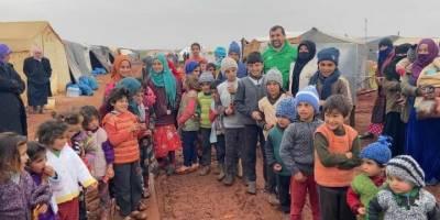 Amasya İHH Suriye'ye 13 tır yardım gönderdi