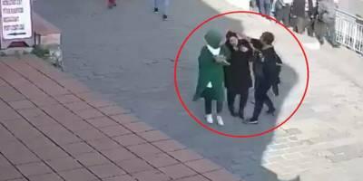 Karaköy'de başörtülülere yönelik saldırının mağdurları sanığı 'ıslah olsun!' diyerek affetti